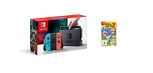Nintendo Switch Konsole  + Super Mario Maker 2