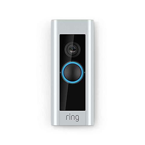 Ring Video Doorbell Pro mit Festverdrahtung von Amazon | Einschließlich Chime (1. Gen.), 1080p...