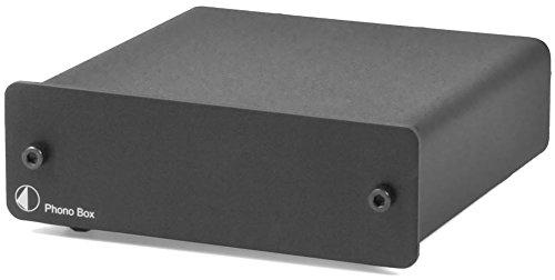 Pro-Ject Phono Box Vorverstärker MC-/MM-Tonabnehmern
