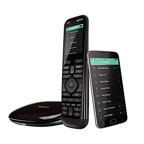 Logitech HARMONY ELITE Universalfernbedienung, Für Kabelbox, Apple TV, fireTV, Alexa, Roku, Sonos...