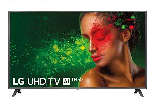LG Electronics Electronics 75UM7110 189 cm (75 Zoll) Fernseher (UHD, Triple Tuner, 4K Active HDR,...
