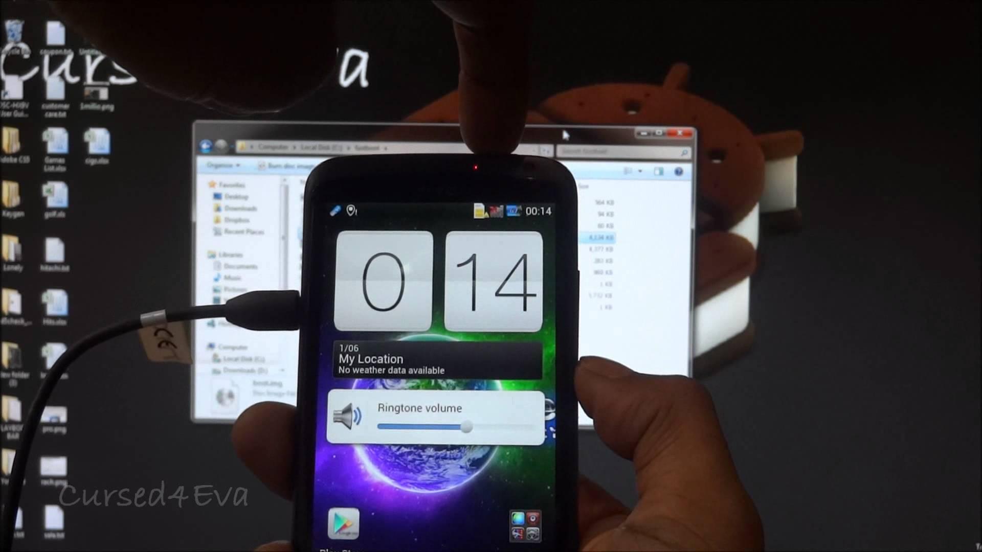 [ROM] 1Xream Sandwich 1.1 | MrMaddon 2.4 bringt euch den Samsung Galaxy S3-Look mit TouchWiz 5 auf das HTC One X