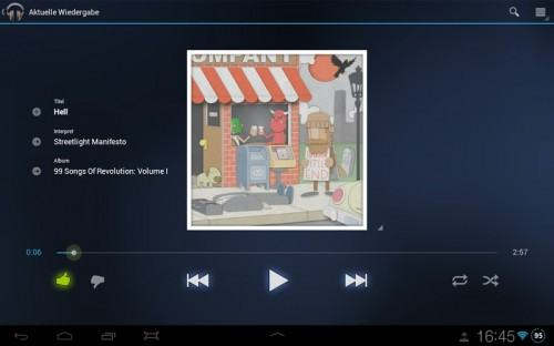 Google Music Deutschland startet am 13.11.- Jetzt gibt's aus der Cloud auf die Ohren! 3