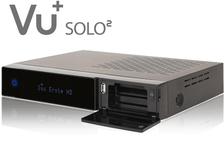 VU+ Solo² - HDTV Twin Linux Receiver im Test 1