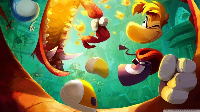 Rayman Legends PS4 & Xbox One ab Ende Februar 7