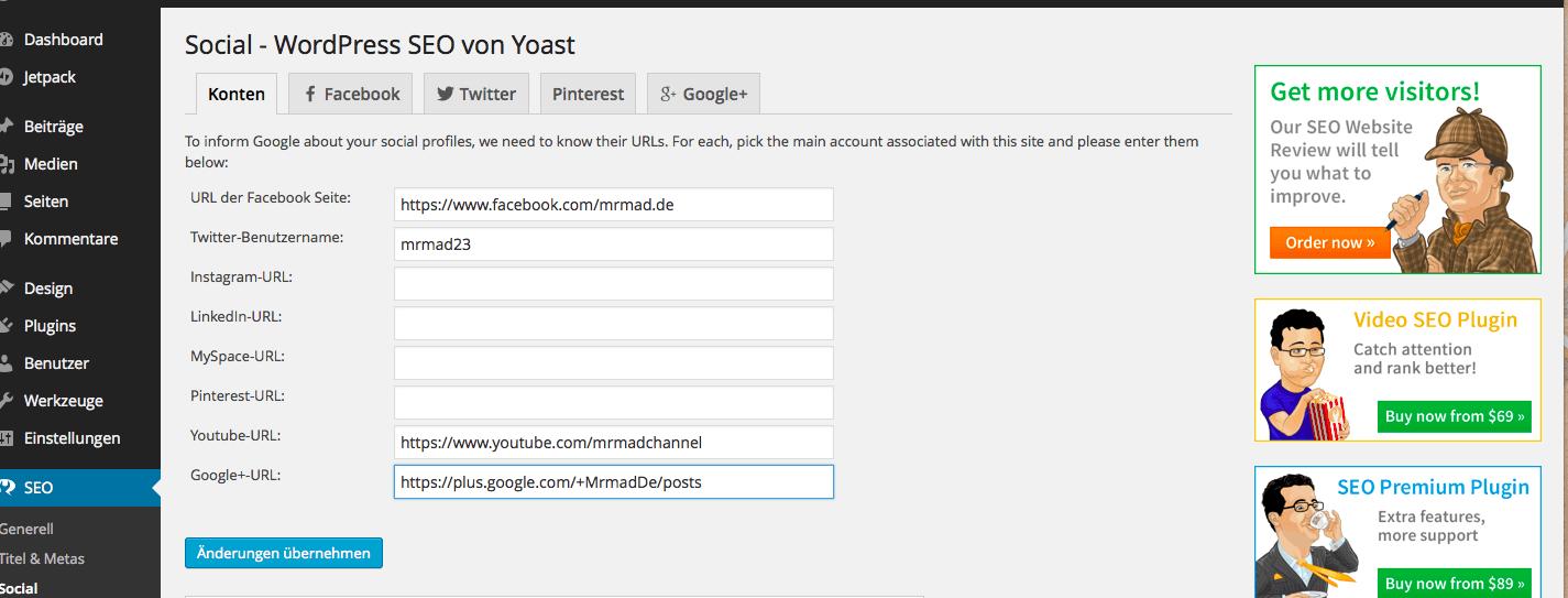 Yoast WordPress SEO 2.0 c