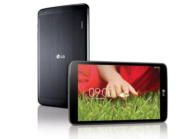LG G Pad Android 5.1 Update wird ausgerollt