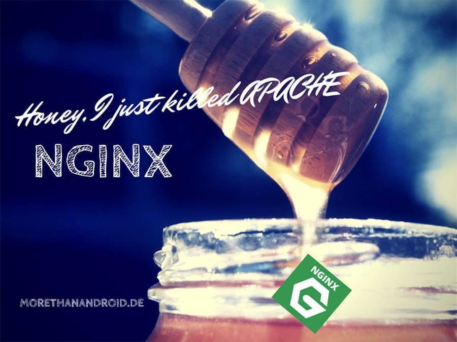 Die einzige Anleitung, die man zum Thema NGINX-Server mit HHVM und PHP5-FPM lesen muss