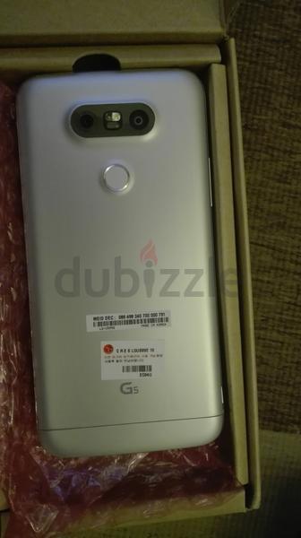 Ob LG G5 oder nicht – ein echter Leak hat immer Fingerabdrücke auf der Linse!