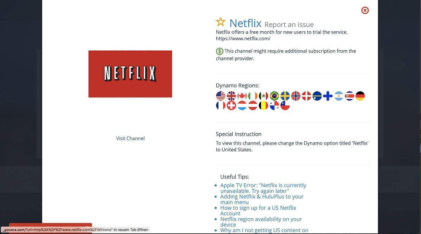 UnoTelly: SkyGo, Amazon Prime & Netflix im Ausland – so geht's!