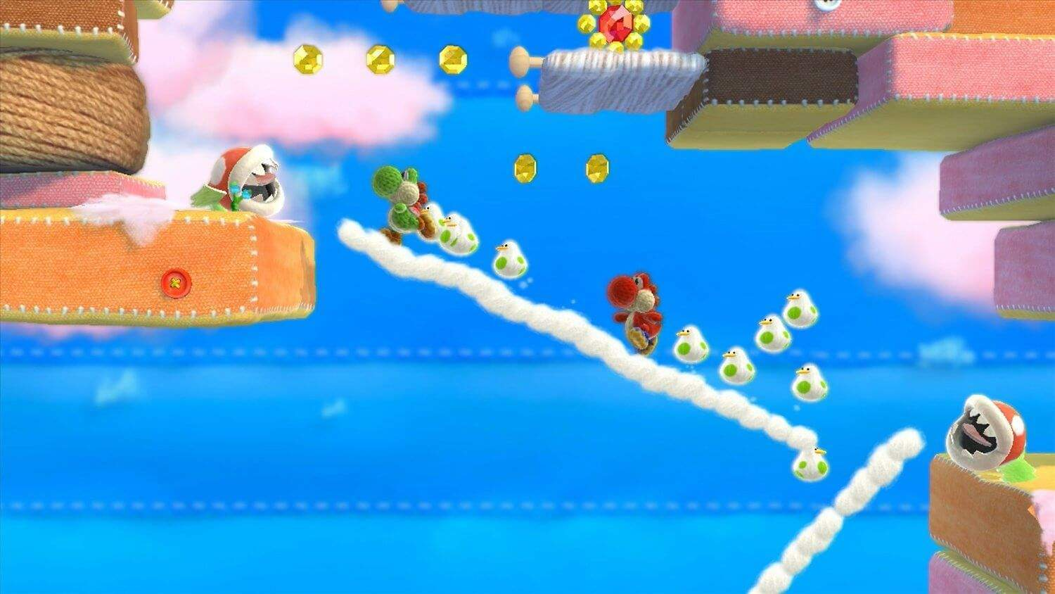Yoshis Wooly World 2