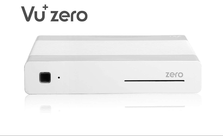 Vu+ Zero Test weiß 2