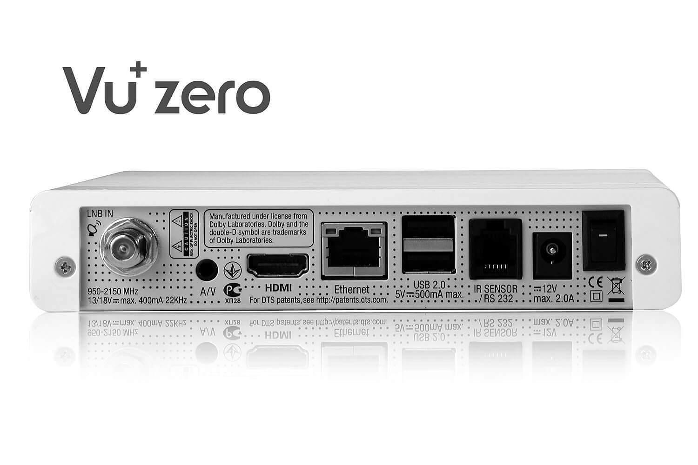 VU+ ZERO Test – Null Bock auf teure Receiver