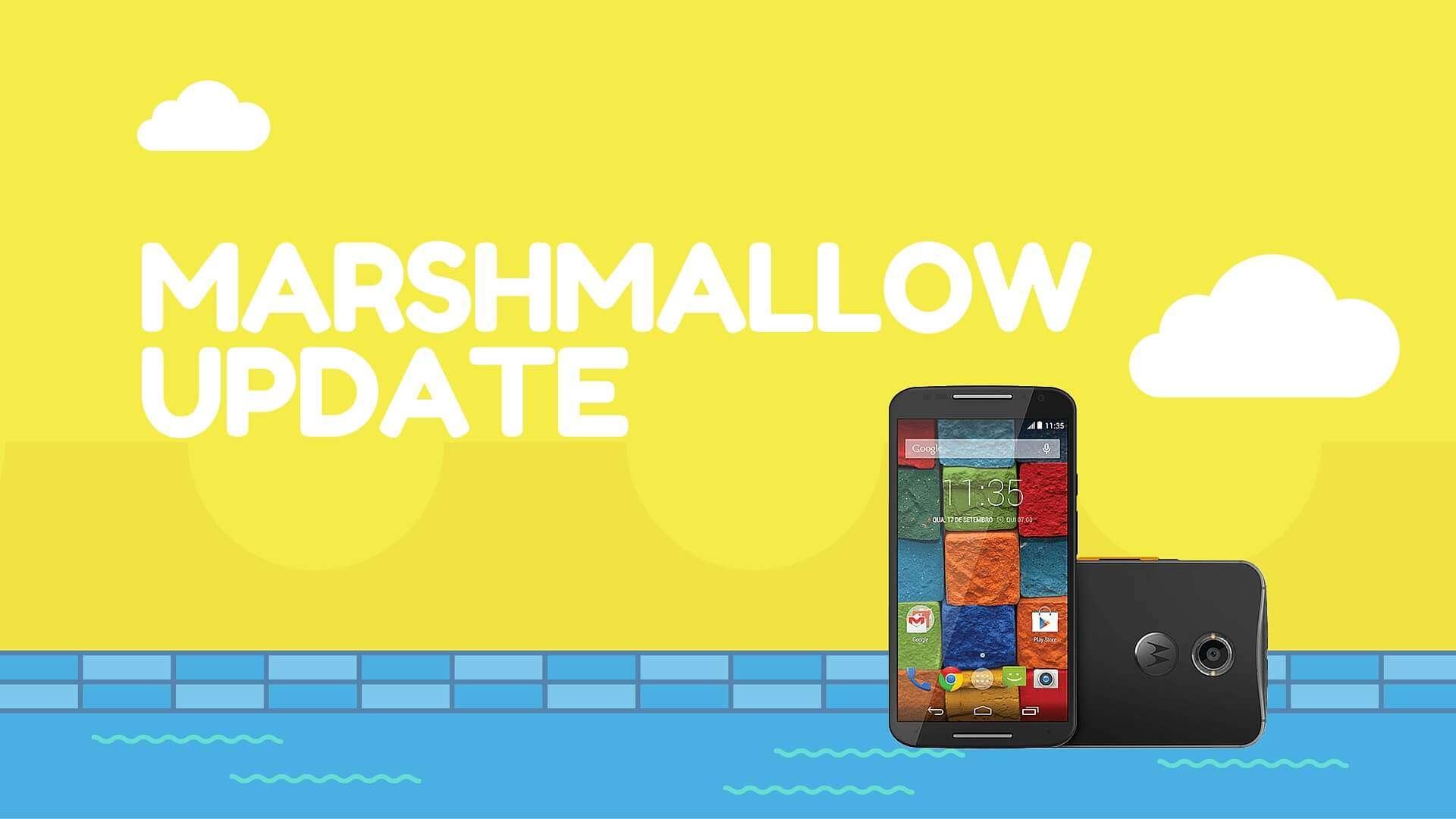 Android Marshmallow Update fürs Motorola G (2014) im Umlauf