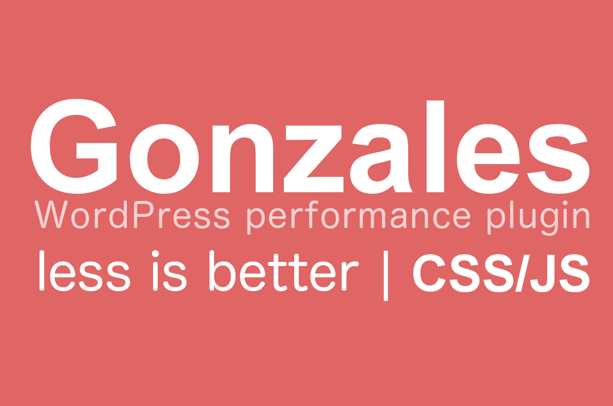 wordpress-gonzales-optimization-tool-logo