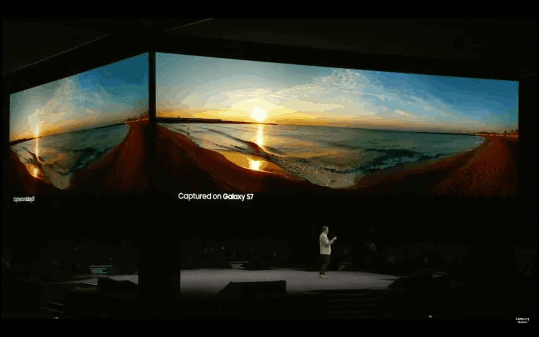 Samsung Galaxy Unpacked 2016 – Videos, Bilder, Fakten zum Galaxy S7 und S7 edge 11