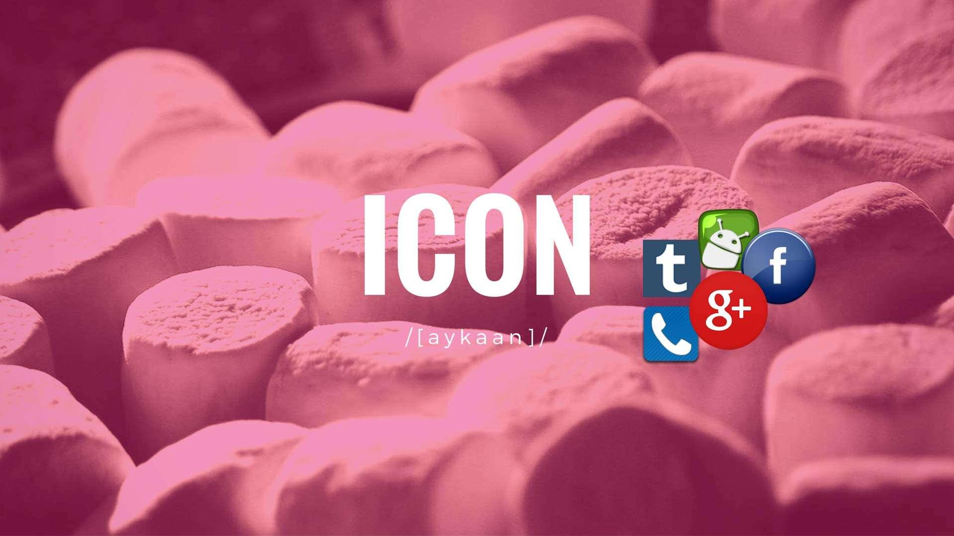 10 empfehlenswerte Android Marshmallow Icon-Packs