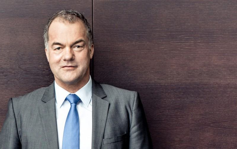 Der stellvertretende Vorstandsvorsitzende Dr. Rainer Hillebrand.