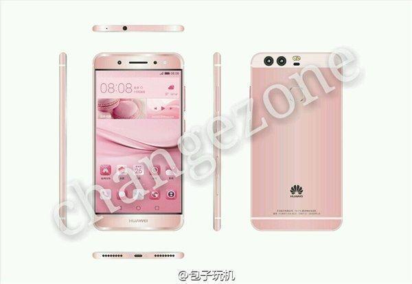 Sind das die ersten Bilder zum Huawei P9? 5 morethanandroid.de Sind das die ersten Bilder zum Huawei P9?