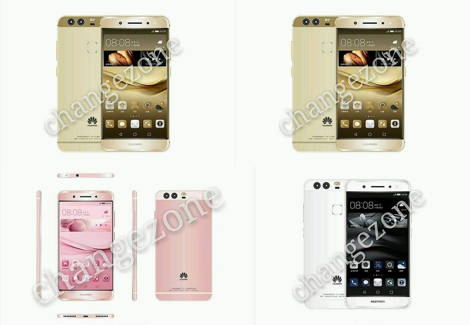 Sind das die ersten Bilder zum Huawei P9?