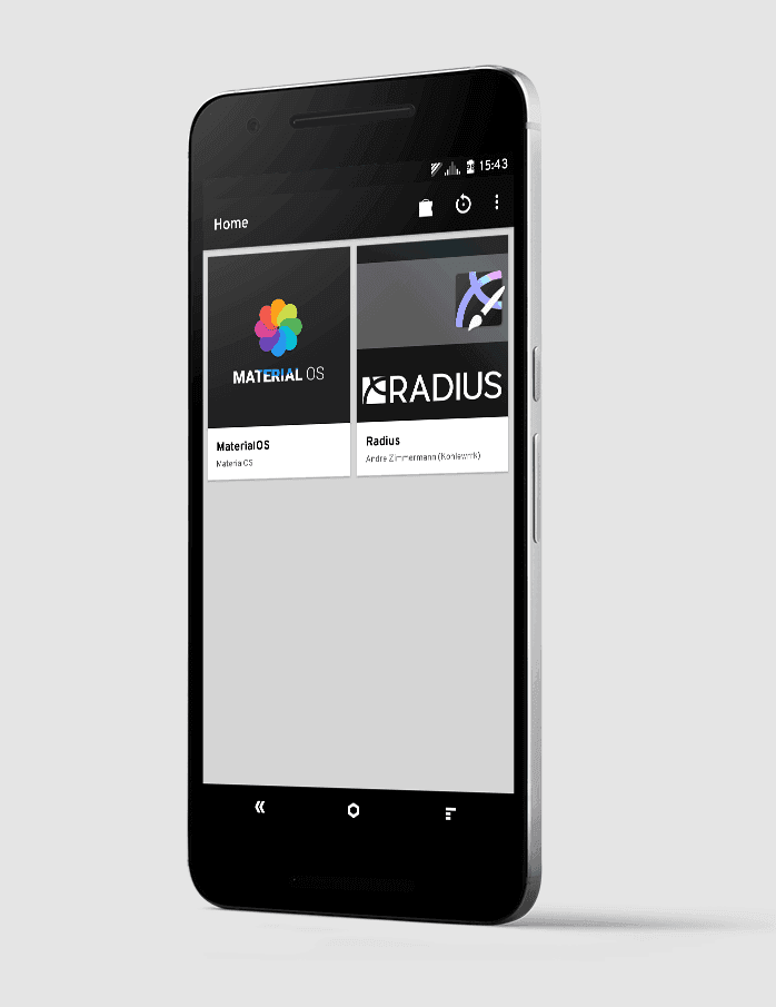 Tipp für Cyanogen Themes: Radius & Arcus App 9 techboys.de • smarte News, auf den Punkt! Tipp für Cyanogen Themes: Radius & Arcus App