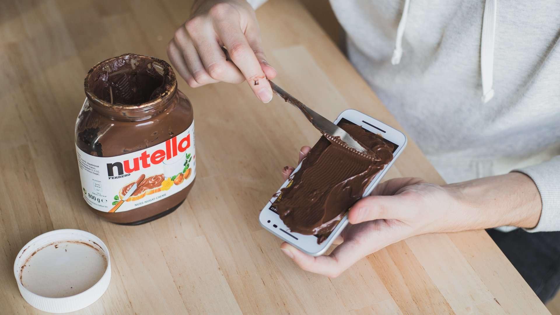 Android 7.0 N Nutella Bild