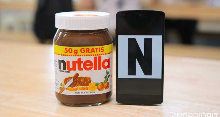 Android 7.0 N Nutella Einstellungen