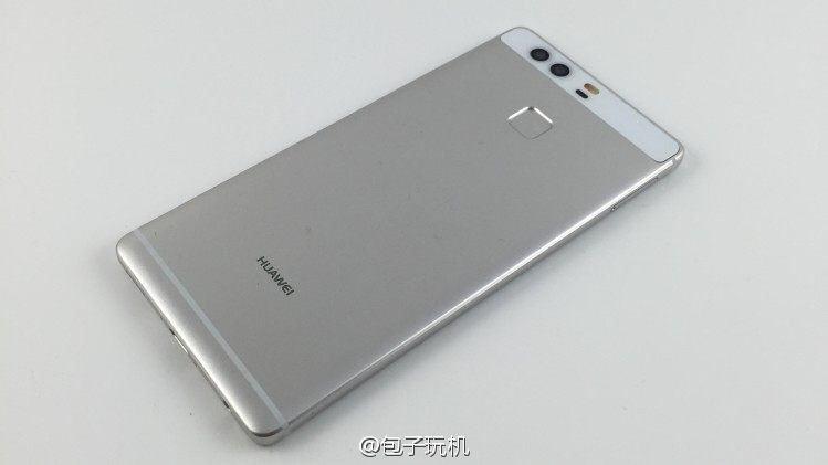 Neue Bilder zeigen das Huawei P9 in zwei Varianten 16