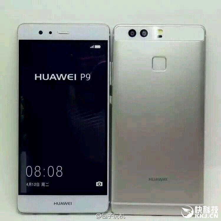 Neue Bilder zeigen das Huawei P9 in zwei Varianten 10
