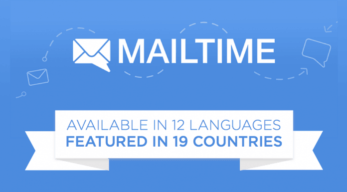 MailTime Android App zeigt Emails im Chat-Format an