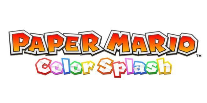 Wii U: Paper Mario Color Splash angekündigt