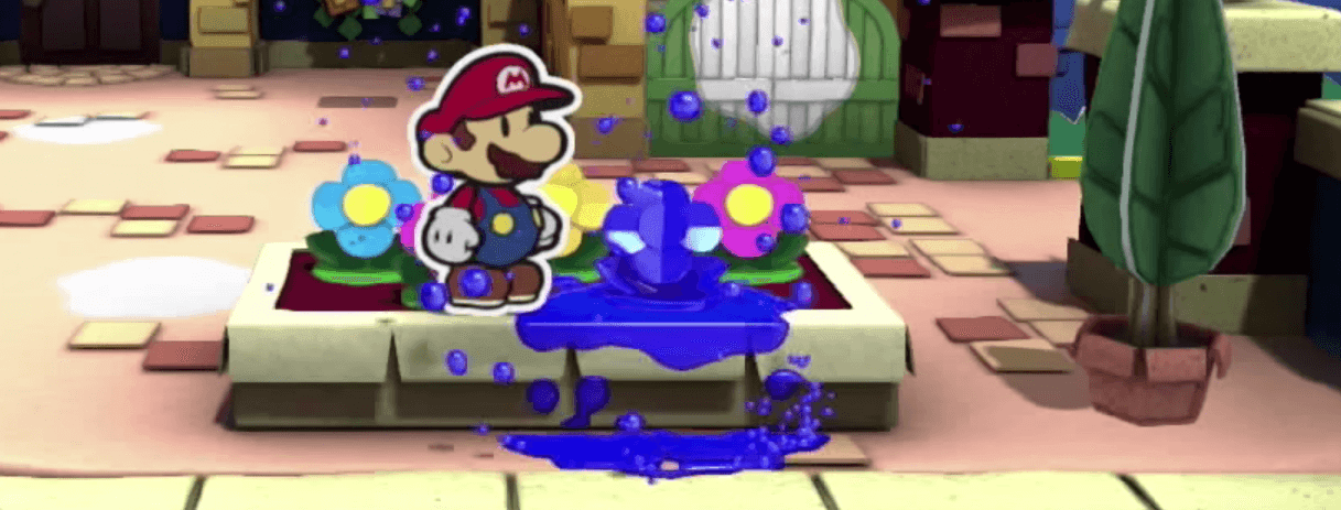 Wii U: Paper Mario Color Splash angekündigt 10