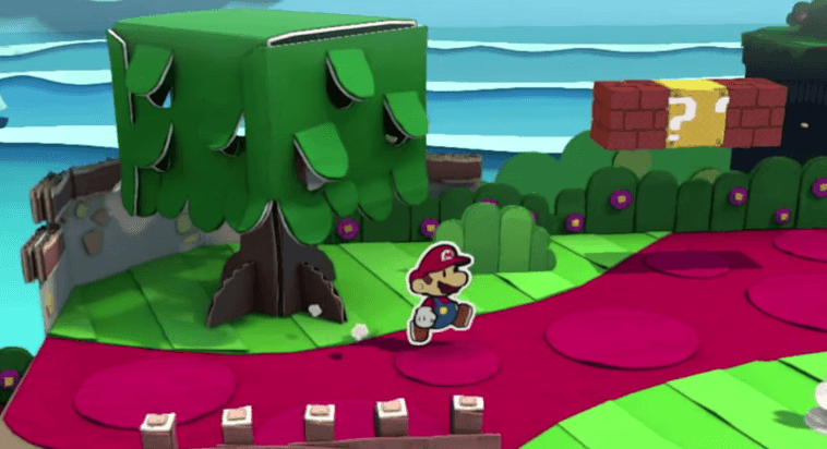 Wii U: Paper Mario Color Splash angekündigt 12