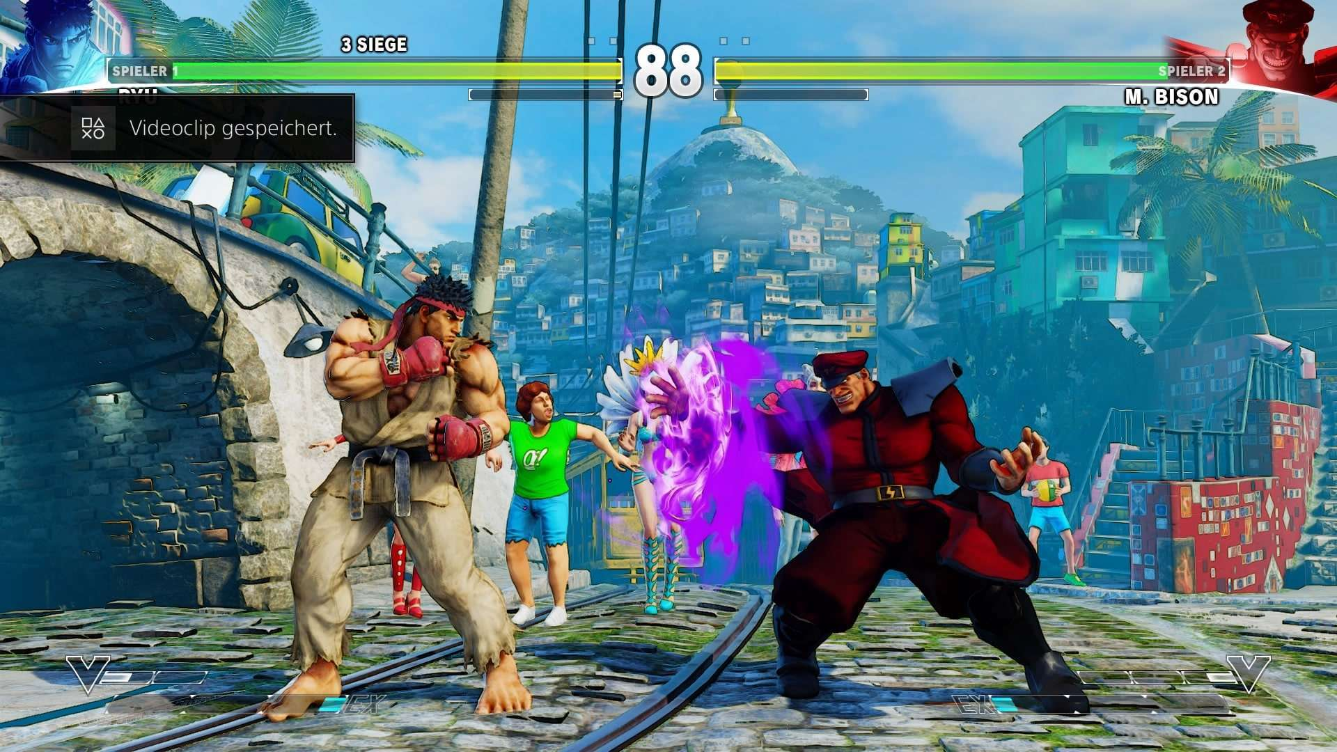 Hadoken strikes again – Street Fighter V (PS4) kurz angespielt 17