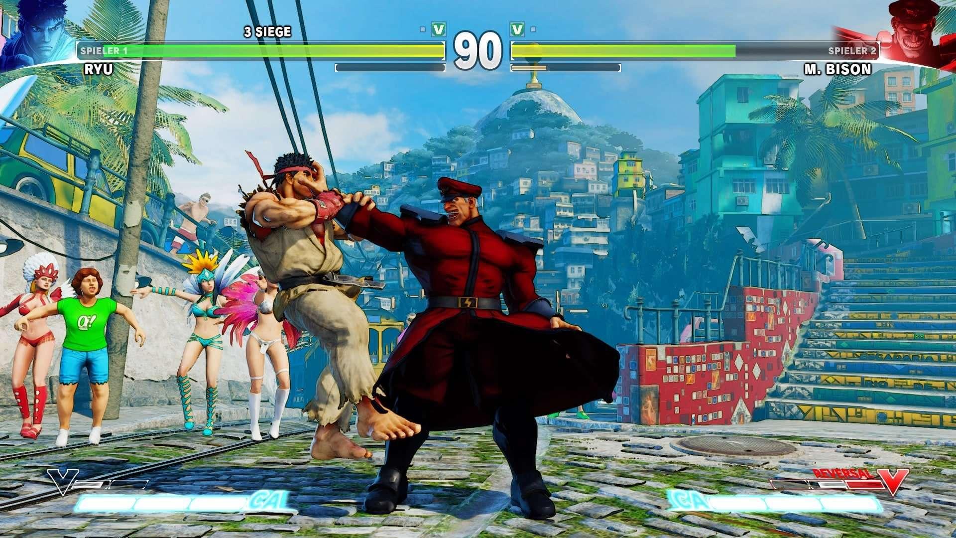 Hadoken strikes again – Street Fighter V (PS4) kurz angespielt 16