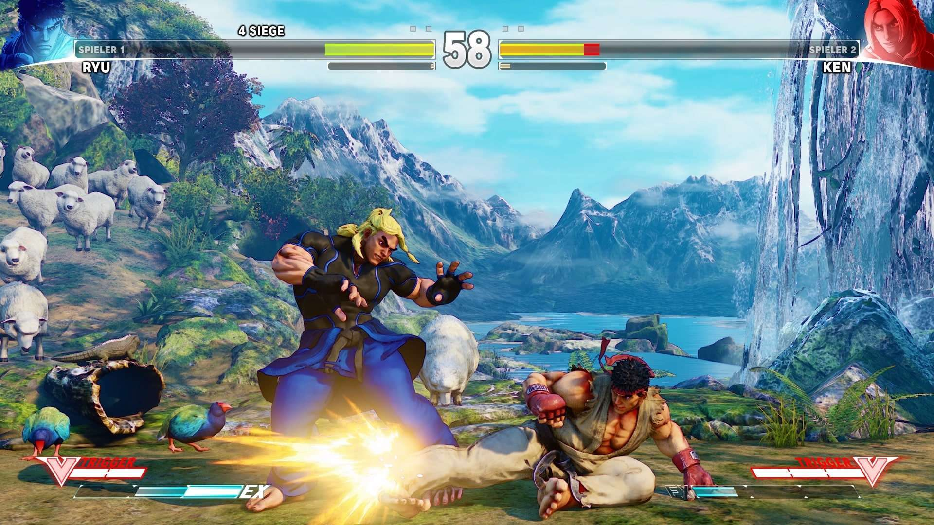 Hadoken strikes again – Street Fighter V (PS4) kurz angespielt 10 techboys.de • smarte News, auf den Punkt! Hadoken strikes again – Street Fighter V (PS4) kurz angespielt