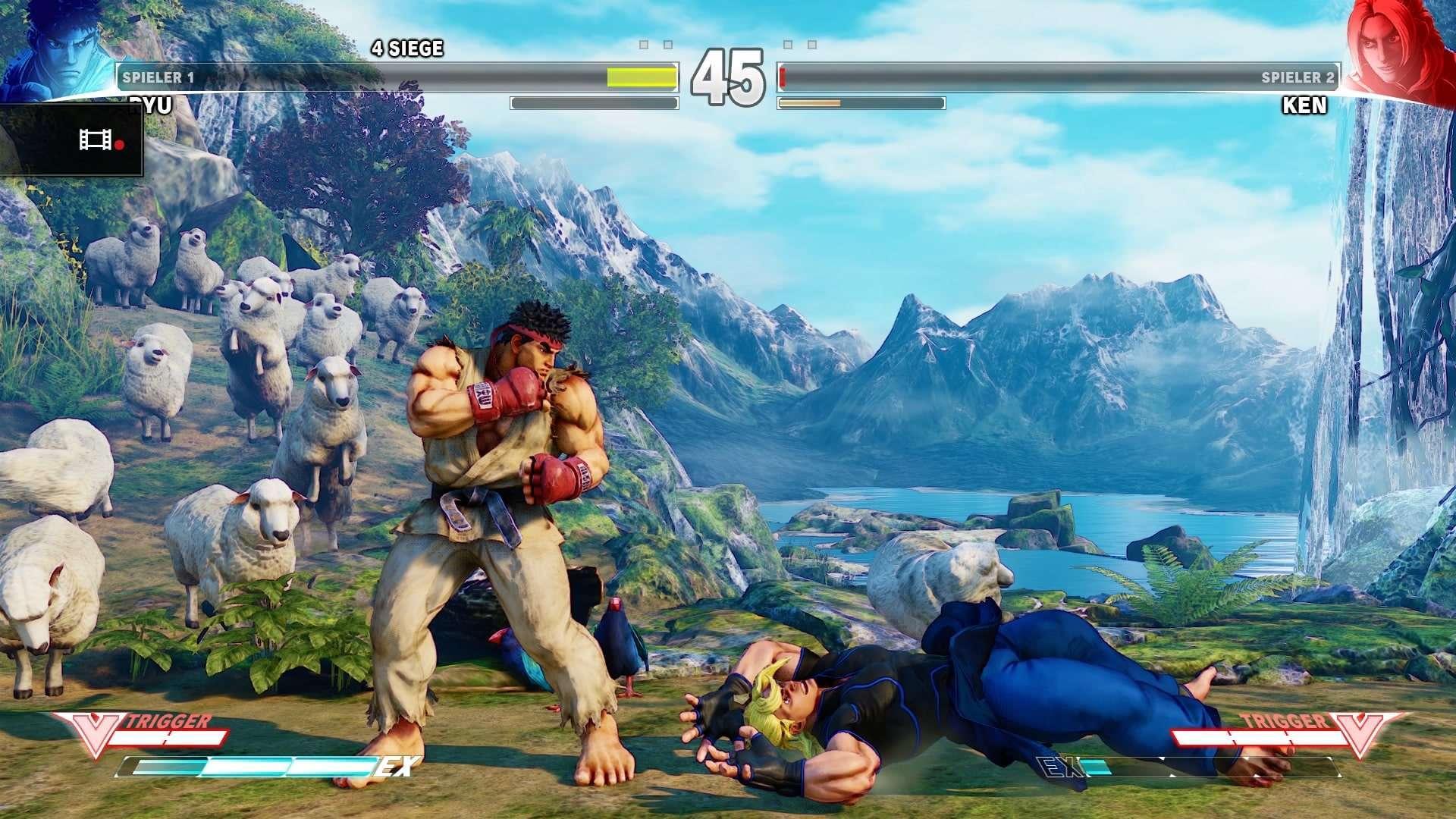 Hadoken strikes again – Street Fighter V (PS4) kurz angespielt 11