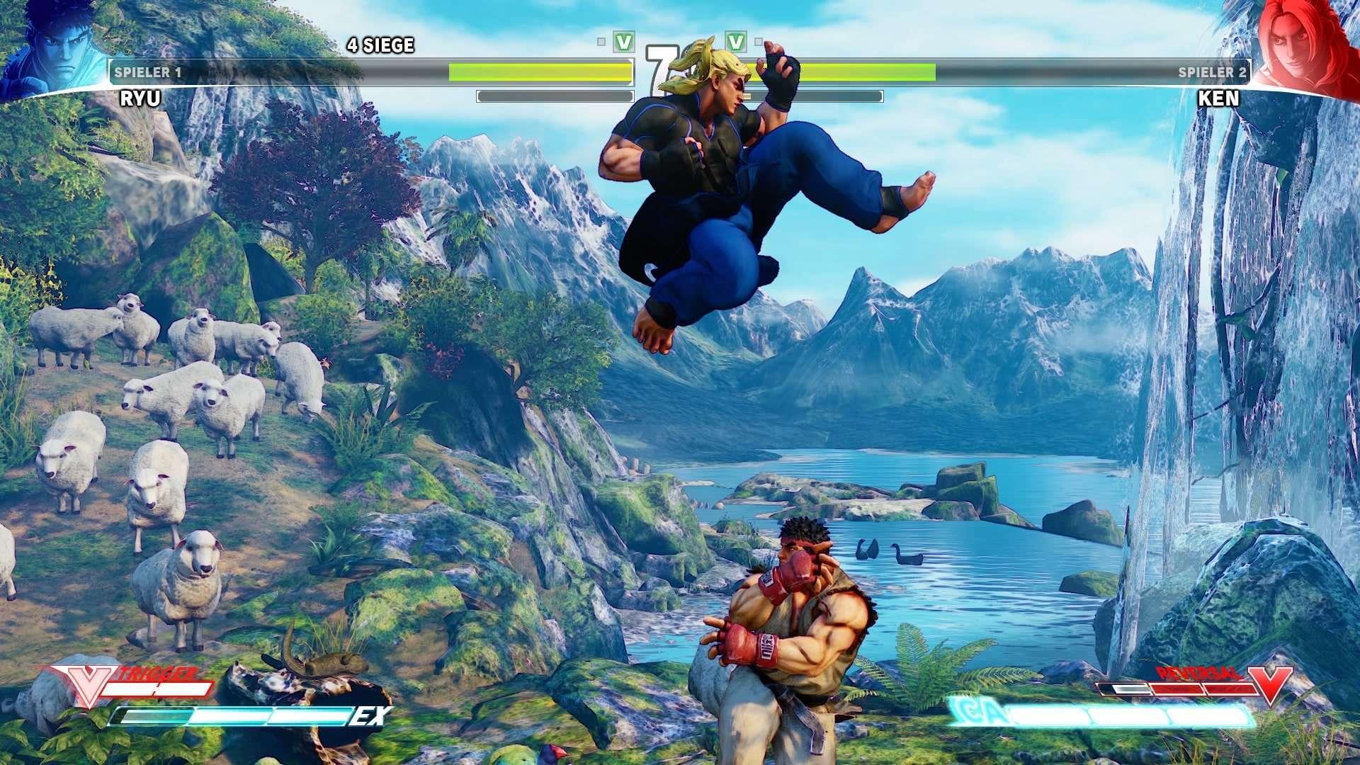 Hadoken strikes again – Street Fighter V (PS4) kurz angespielt 10