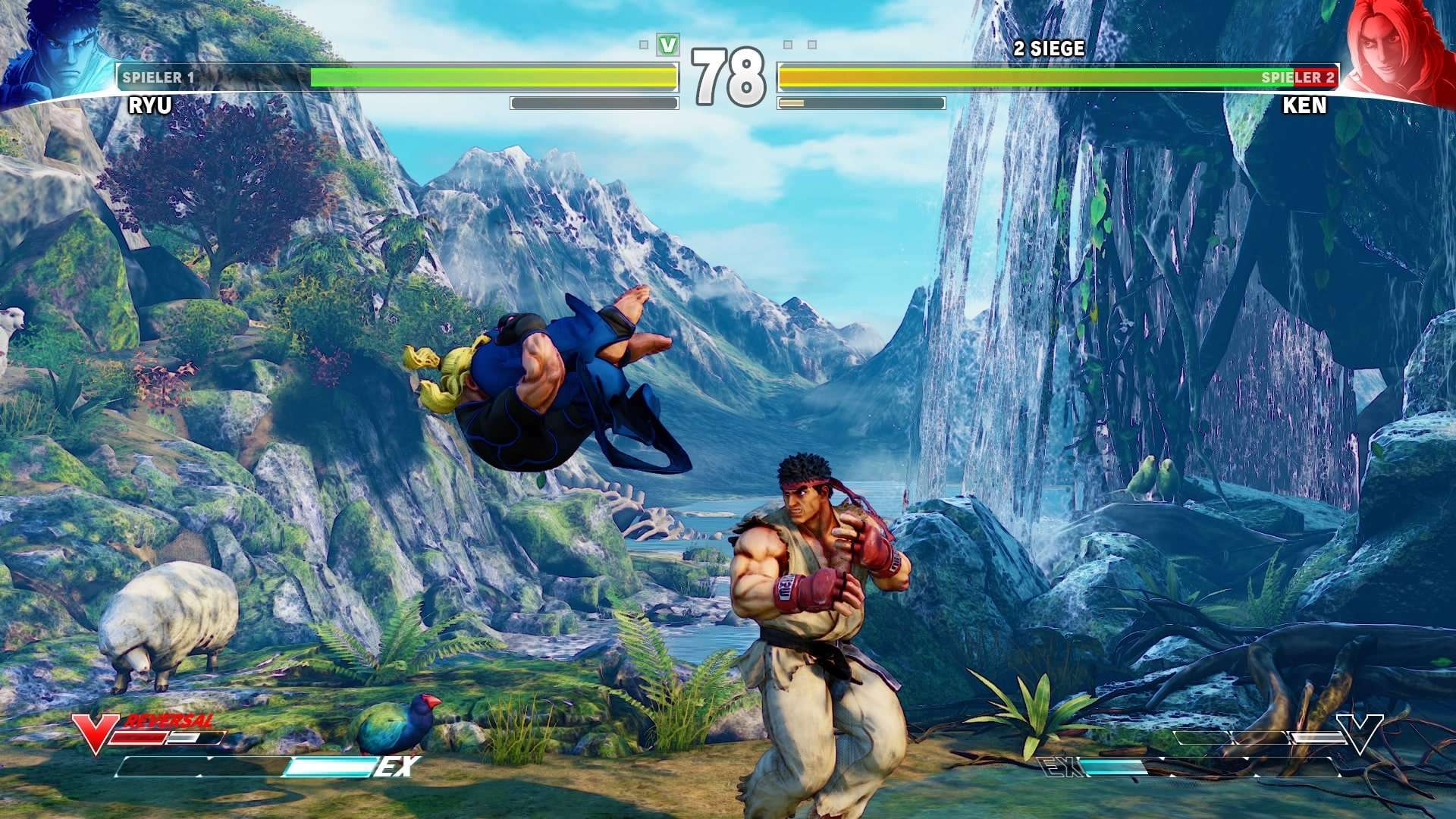 Hadoken strikes again – Street Fighter V (PS4) kurz angespielt 9