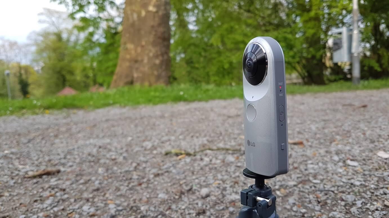 LG G5 Friends 360 Kamera
