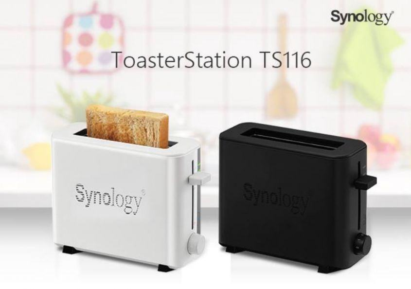 Synology-ToasterStation