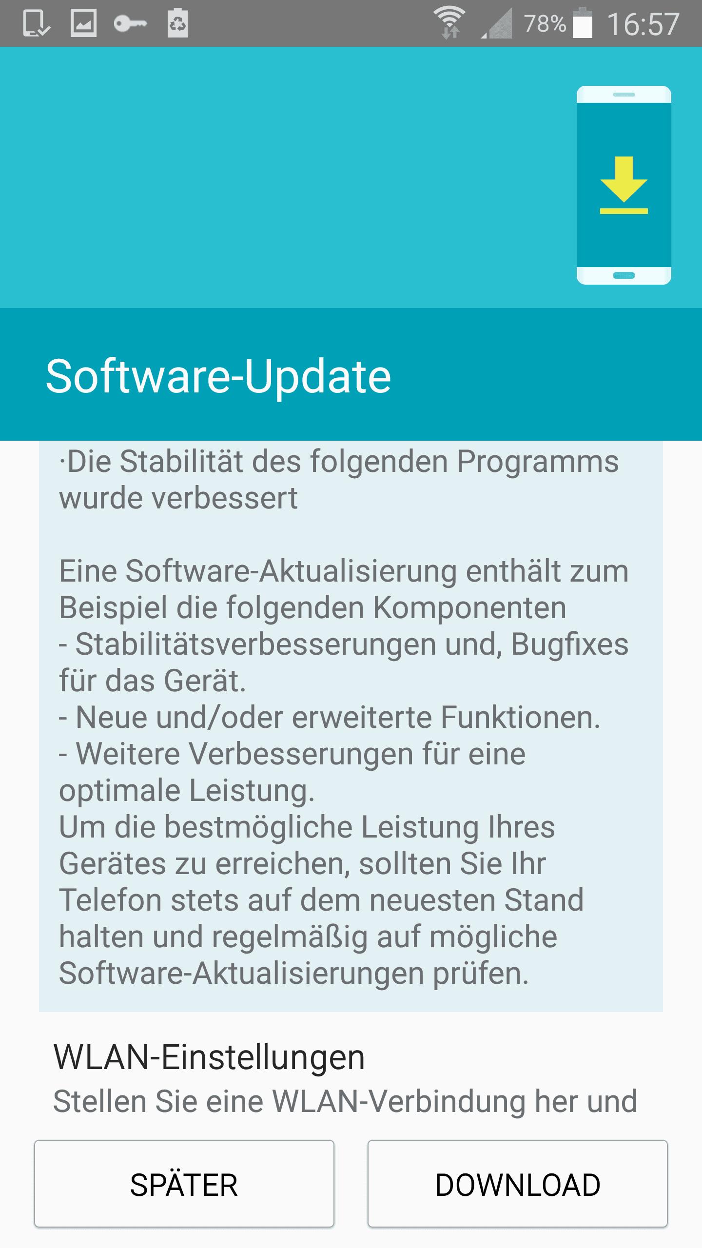 Samsung Galaxy Note 4 Android 6.0.1 Marshmallow Update in Deutschland & Österreich 5