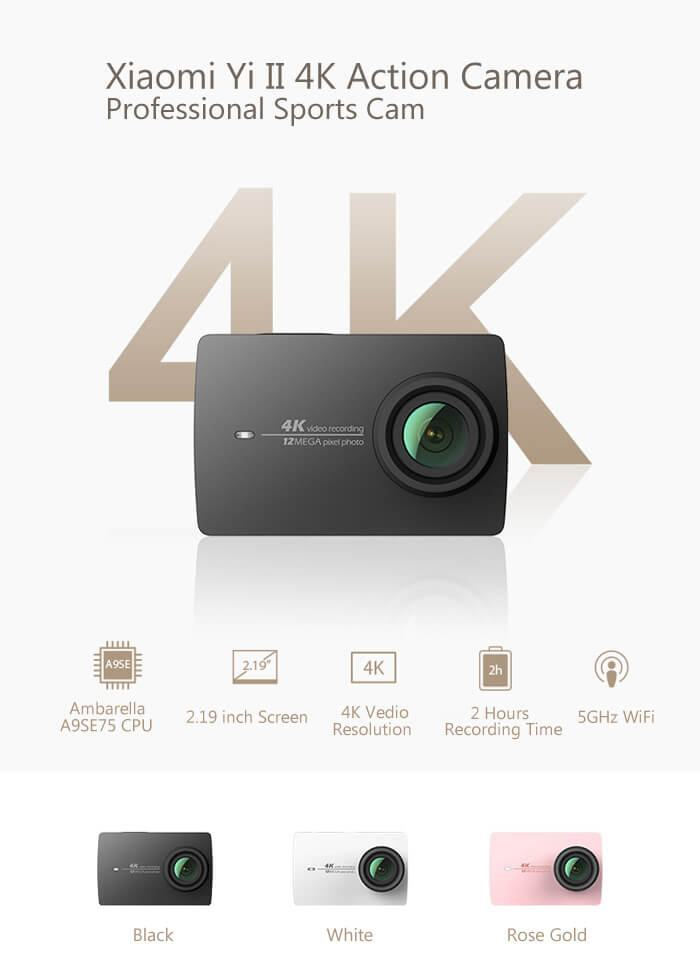 Xiaomi Yi II 2