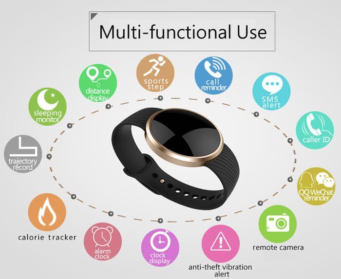Spartipp: MiFone L58 Smart Watch für unter 20 Euro