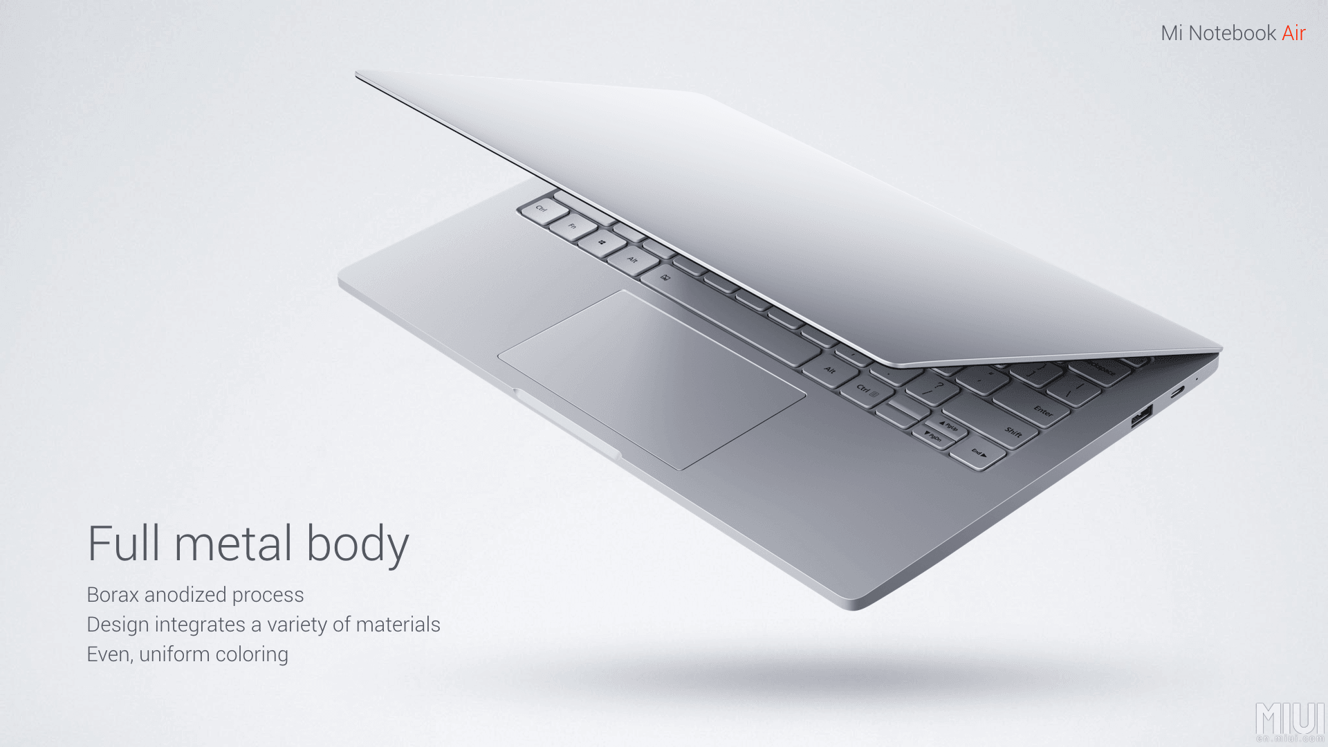 Mi Notebook Air 3
