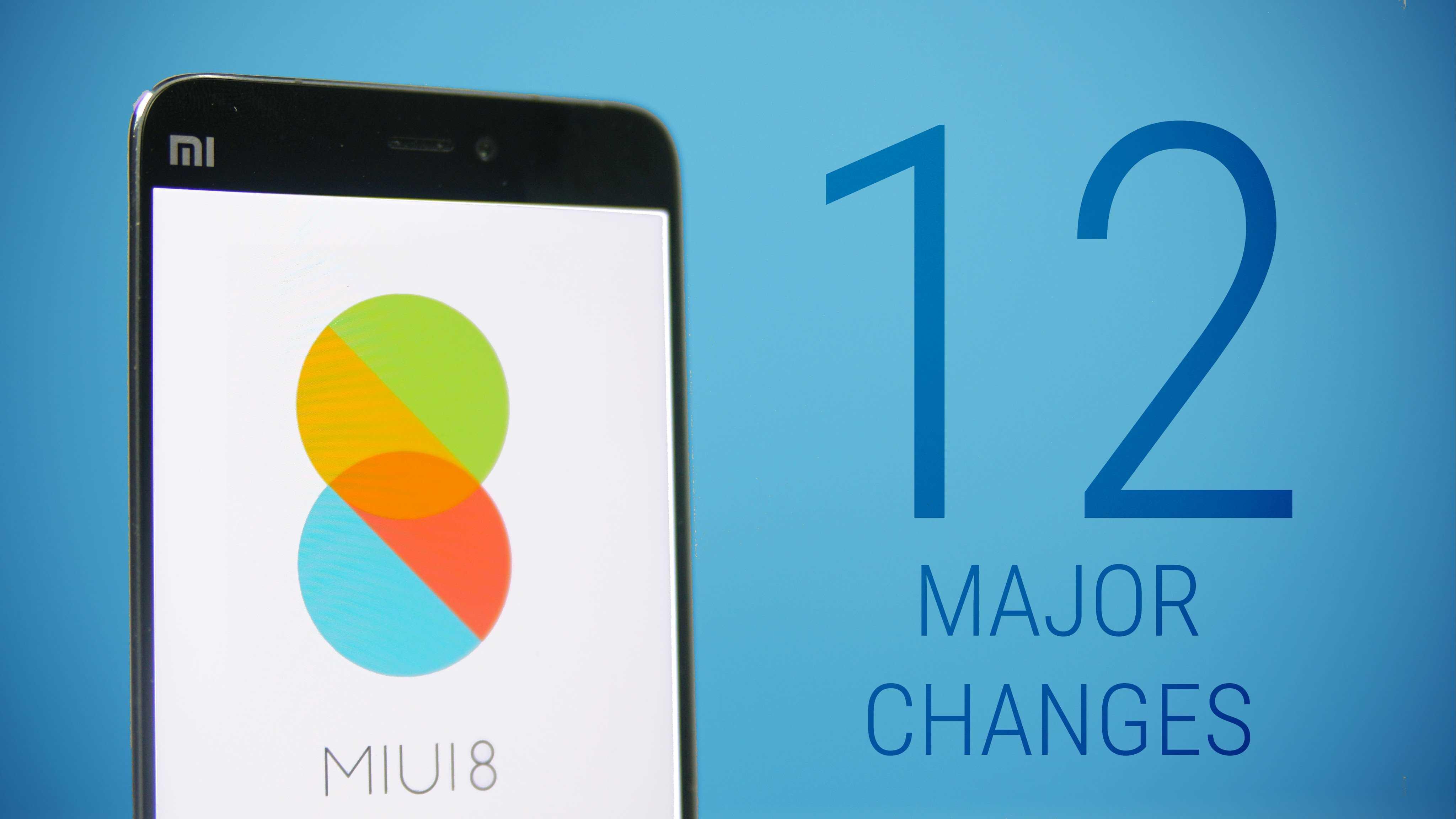 Tipp: MIUI 8 Global Beta & Xiaomi Mi Max 8