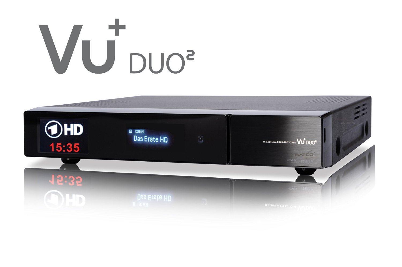 VU+ Duo2 Receiver im Test 5