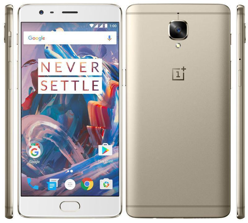 OnePlus 3T with Snapdragon 821, Android 7 Nougat could be launched ...