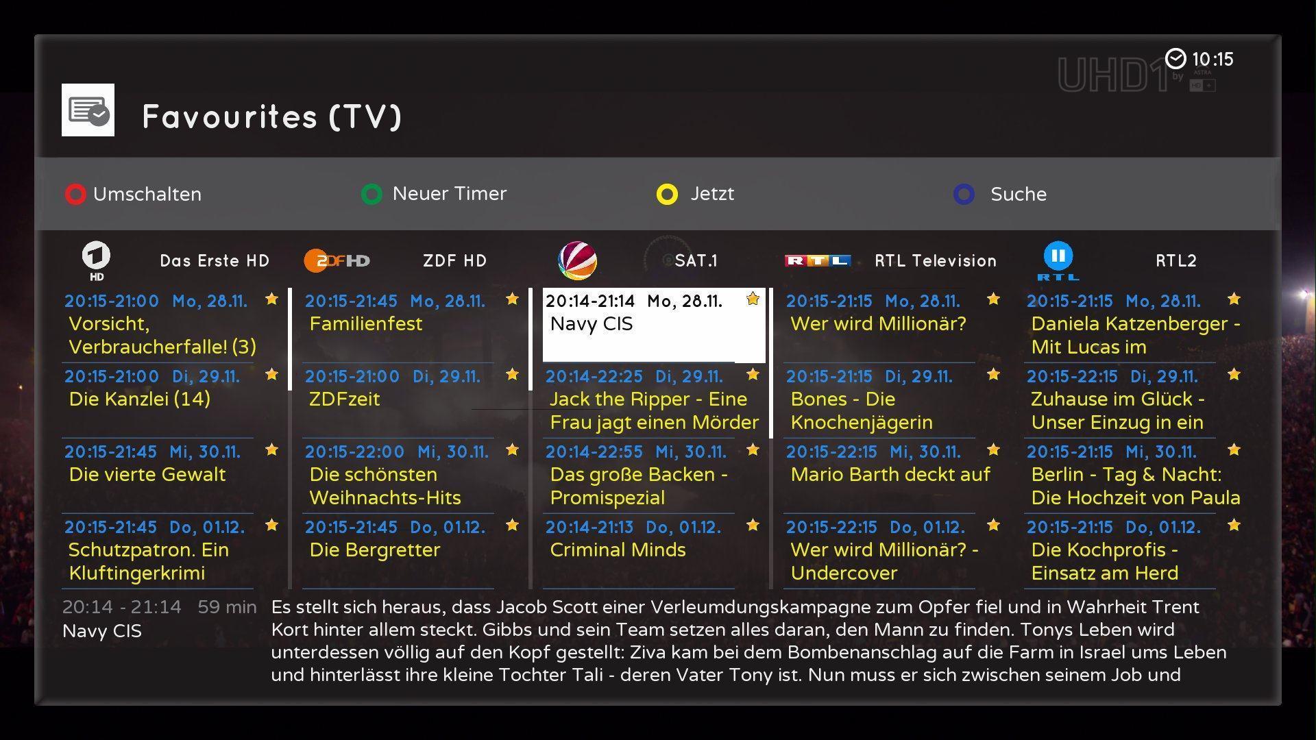 VTi 11.0 Image passend zum Start der VU+ Uno 4K erschienen 23