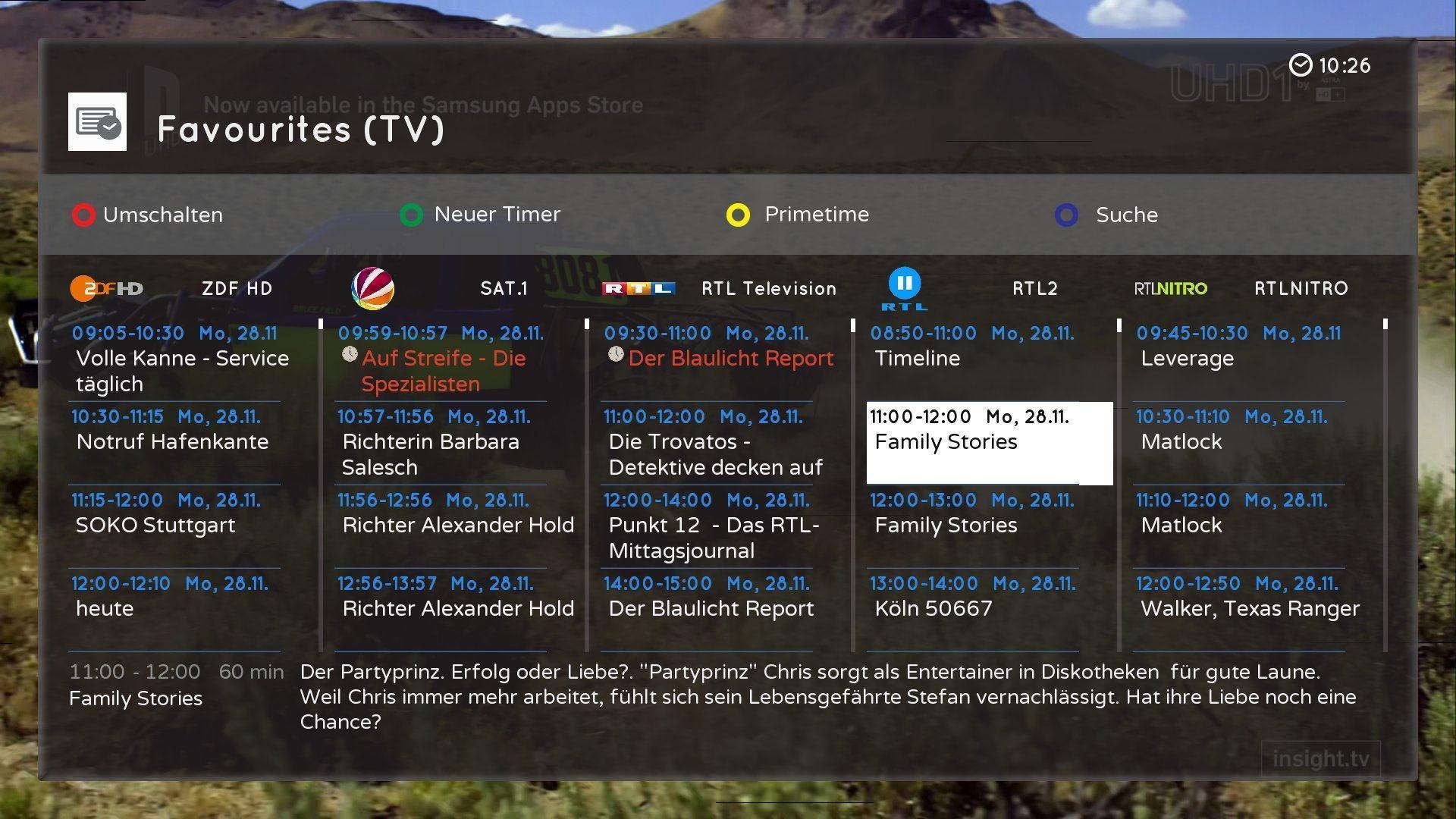 VTi 11.0 Image passend zum Start der VU+ Uno 4K erschienen 22